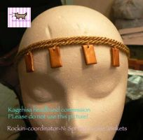 Kagehisa Headband Commission by Lovekeysan
