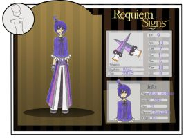 Requiem Signs - Milan LeBlanc by Ninja-of-Ice
