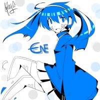 [Kagerou Project] Ene by SORA-sung