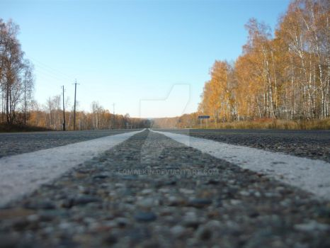 The road to no where by lomalkin