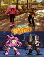 Tag Overwatch Halloween by dandlit