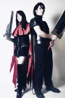 Vincent Girly and Zack Cosplay by lamuchan