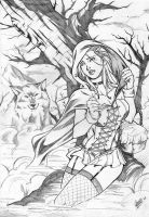 Red Riding Hood by Dannith