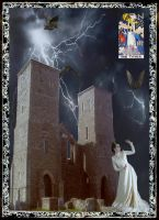 The tower tarot by joel-lawless-ormsby