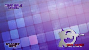 MeanGirlsGaming PS3 Wallpaper by RPGgirl by Msbermudez