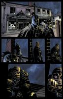 Toshi comics page XI by klarens