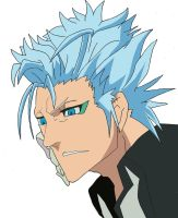 grimmjow by thelinkinparklover2