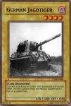 German Jagdtiger card by Mexicano27