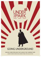Under the Park Cinema Poster 4 by Gryffin-Tattoo