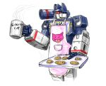 Operation Cookies and Hot Chocolate by ButtZilla
