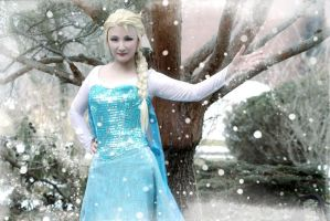 Frozen: The Cold Never Bothered Me Anyway by Stealthos-Aurion