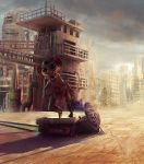 In the wastelands by PulpoGlow