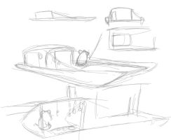 Boat concept by Sireez