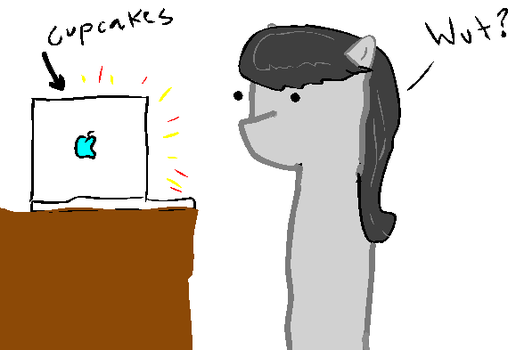 Octavia watches Cupcakes... by TheKidProductions