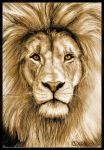 IZU THE LION by The-Lost-Artyfact