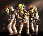 Ghostbusters by April-Springs