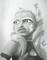 Ahsoka Tano by Crystal-Cat