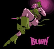 Blink by Crackerbox
