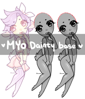 MYO Dainty Base 2.0 by Kuumone