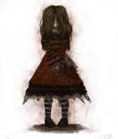 Child of Decay by dviouslecunning