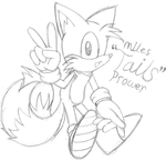Classic Miles by nailthehedgehog