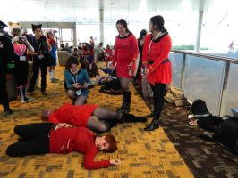 Otakon 2012: The Fate of a Red Skirt by galaxy1701d