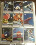.:Sonic X Cards:.SonicShowdown by SEGAMew
