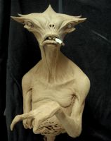 Space jankie. WIP by BOULARIS