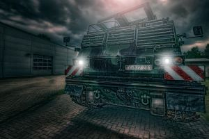 Panzer by oberfoerster