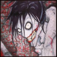 Jeff the Killer by ChrisOzFulton
