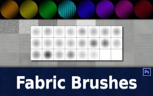 Fabric Brushes by GrindGod