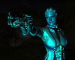 Liara Render 2 by lsquall