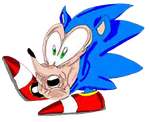 how to draw sonic the hedgehog in 5 minutes by fristlol