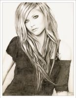 Avril lavigne by viper-boy10