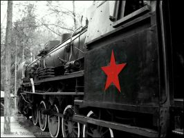 russian train of death by Ecnest
