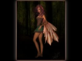 Forest Fae 2 by Rebelmommy