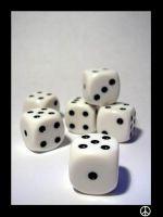 Dice. by uswcm