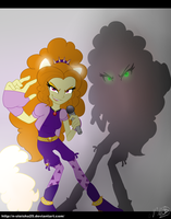 The Dazzlings #1 Adagio Dazzle by N-SteiSha25