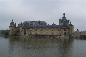 France, Chantilly. 6 by orkcreation