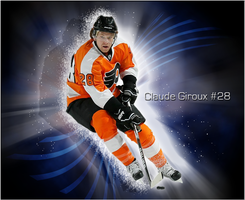 Claude Giroux by Vanessa28