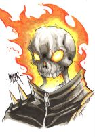 GhostRider by RecklessHero