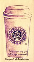 .::Starbucks::. by The-Pen-Freak