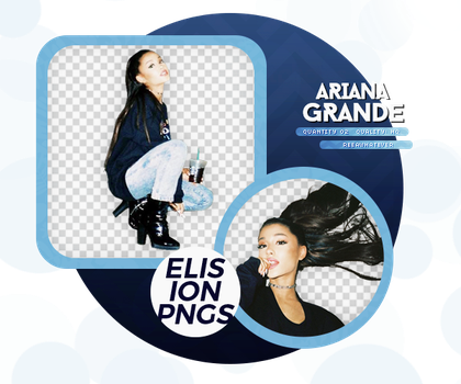 PACK PNG 143 // ARIANA GRANDE by ELISION-PNGS