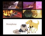 Persephone Board by OrcaOwl