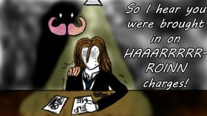 Lets Doodle! Slenderdetained by Micropwn