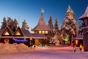 THE SANTA CLAUS VILLAGE by markotapio