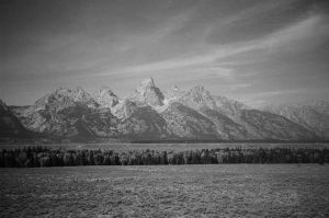 Grand Tetons by Santavez