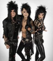 Ash and Jake and Jinxx by AndyBsGlove