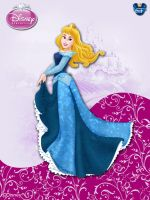 DisneyPrincess - Aurora3 ByGF by GFantasy92