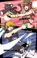 TWEWY: Fusion Attack by finni